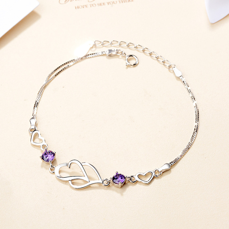 ZTUNG ZGS9 Classic 2019 Europe and America new Bracelet fashion jewelry Bangles silver bracelet for girl