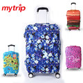 Travel Luggage Protective Suitcase Cover Luggage Cover Apply To 19~32 Inch Case Excellent Elastic, Travel Accessories