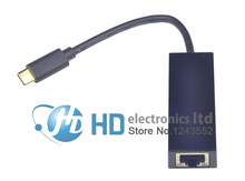 USB 3.1 Type-C To Gigabit Ethernet Adapter Netwok Card 1000M win10