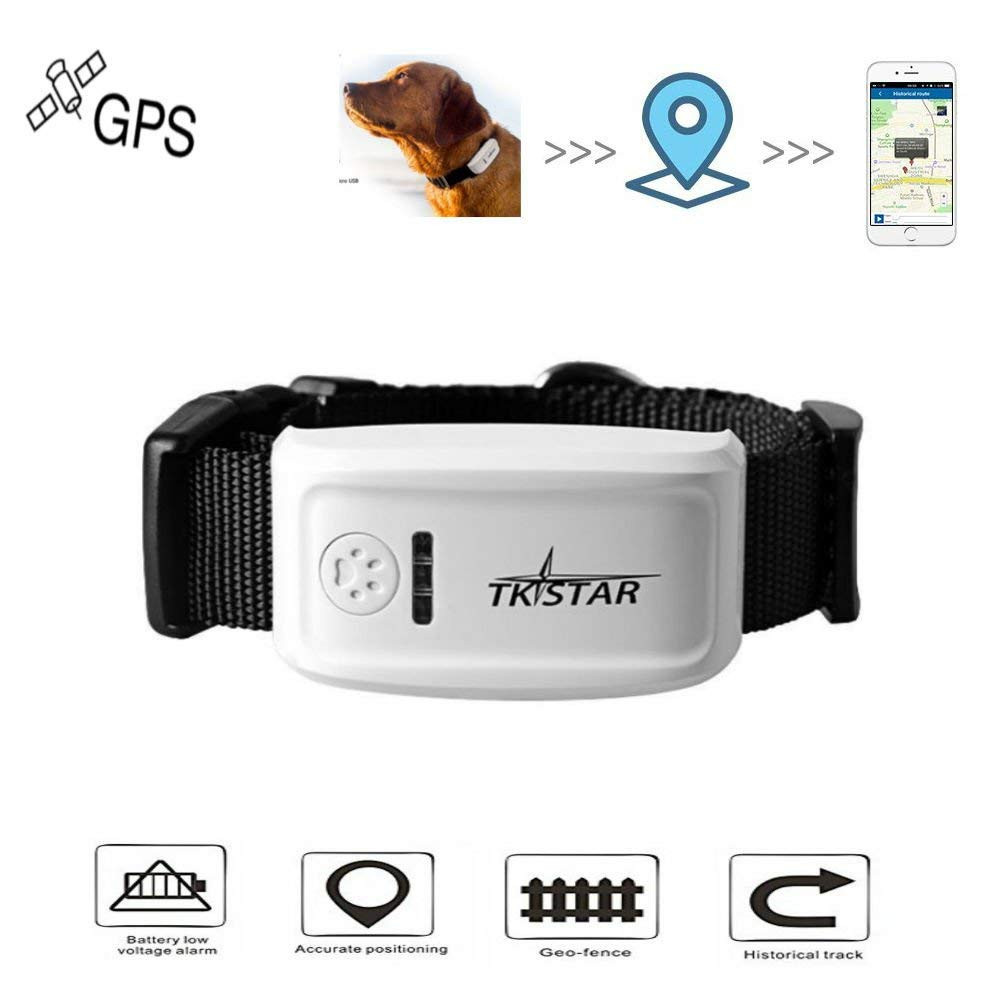 Global Locator Real Time Pet GPS Tracker For Pet Dog Cat GSM GPRS Collar Tracking Pet