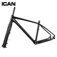 Full Carbon Frame 650b 27 5er Mountain Bike Frame 142x12 135x9 Rear Axle Available BB92 Mtb