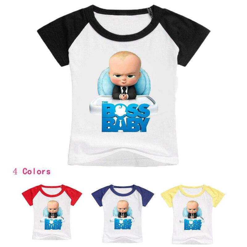 BOSS Baby Boys Ensemble T-Shirt+Pantalon Trousers