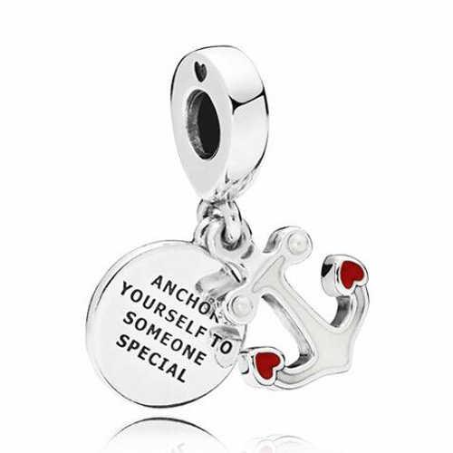Lindo Grande Dos Desenhos Animados Mickey Mouse Lock Estrelas Amor Coração de Cristal Grânulos de Charme Fit Pandora Bracelet Mulheres Fazer DIY Jóias Bijoux