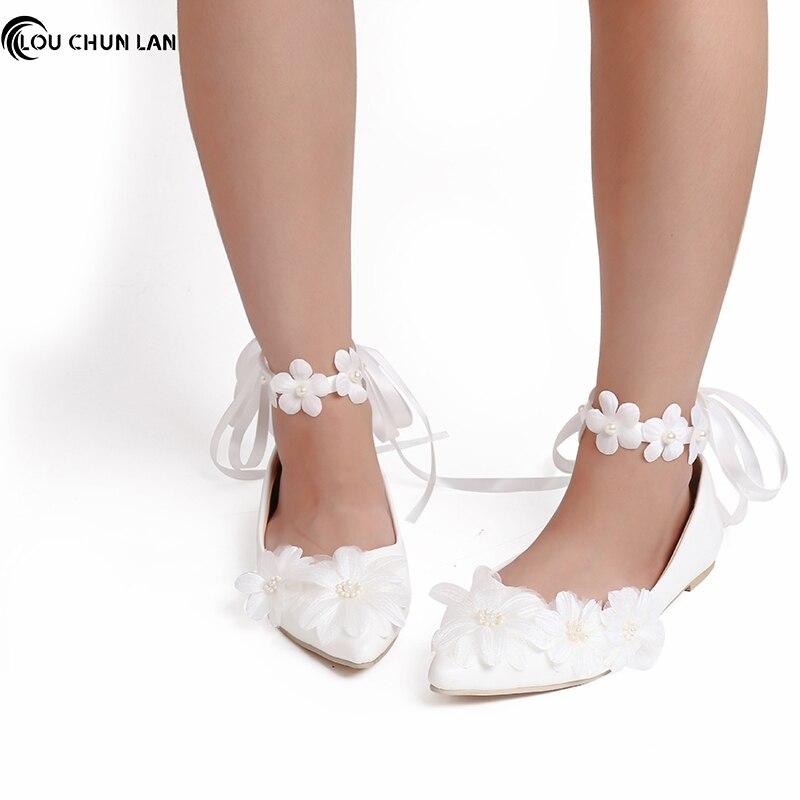 Bridal Shoes Elegant: Handmade Wedding Shoes White Bridal Shoes Elegant Princess