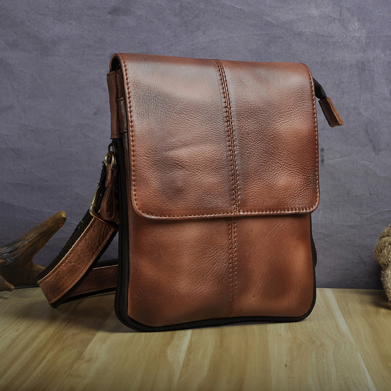 Fashion Quality Leather Multifunction Casual 8