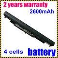 Jigu hstnn-lb6v hs04 hstnn-lb6u hs03 bateria do portátil para hp para hp 245 255 240 250 Notebook PC Para Pavilion G4 14-ac0XX 15-ac0XX