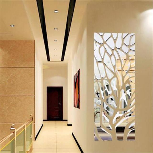 3D Specchio Acrilico Moderno Geometrico Casa Decorativa Acrilica ...