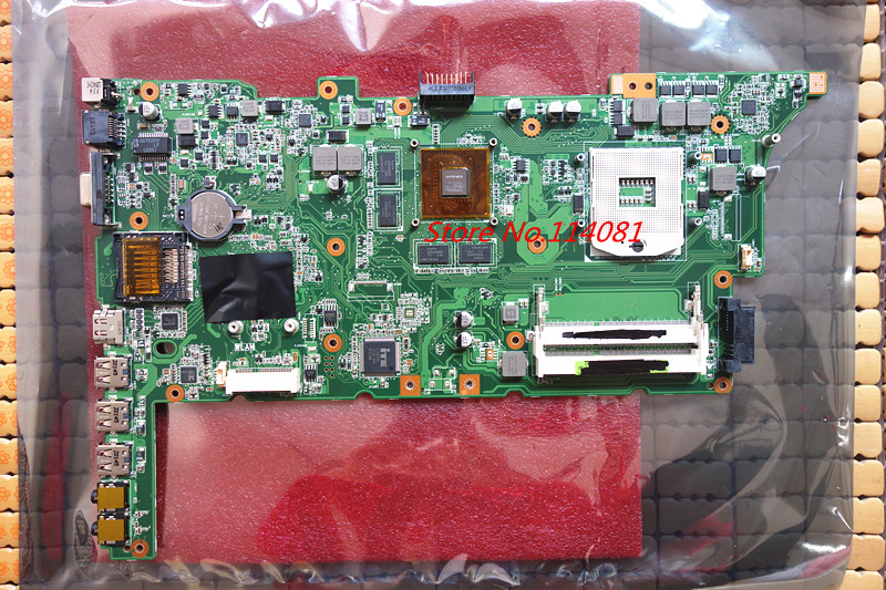 Original New! K73SV K73SM Notebook Motherboard For Asus K73SD Rev 2.3 GT540M / GT630M discrete Graphics Free shipping