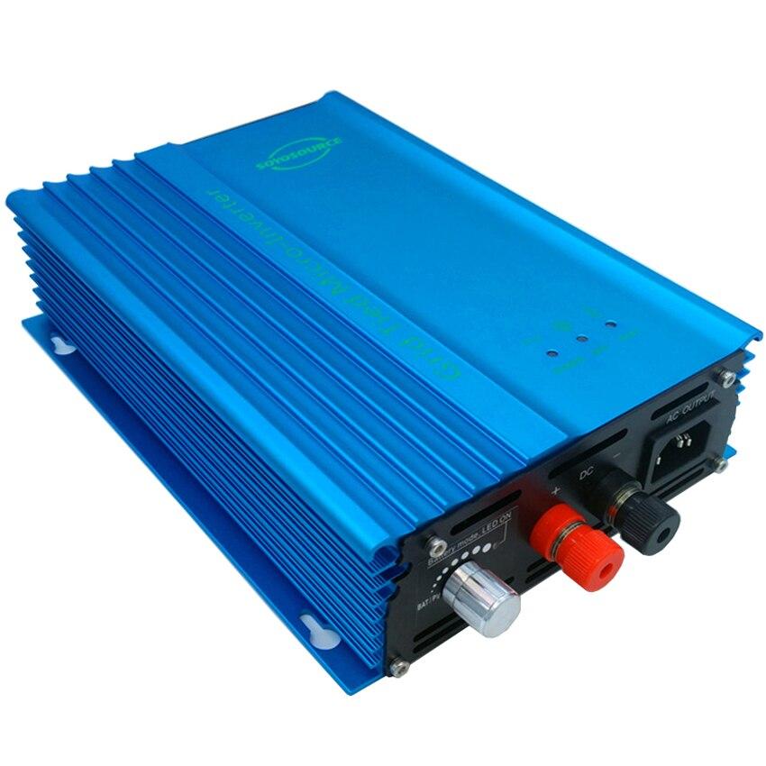 500w Grid tie inverter pure sine wave 55-90V For 48V Battery Adjustable Power Output  Battery discharge Battery energy recovery500w Grid tie inverter pure sine wave 55-90V For 48V Battery Adjustable Power Output  Battery discharge Battery energy recovery