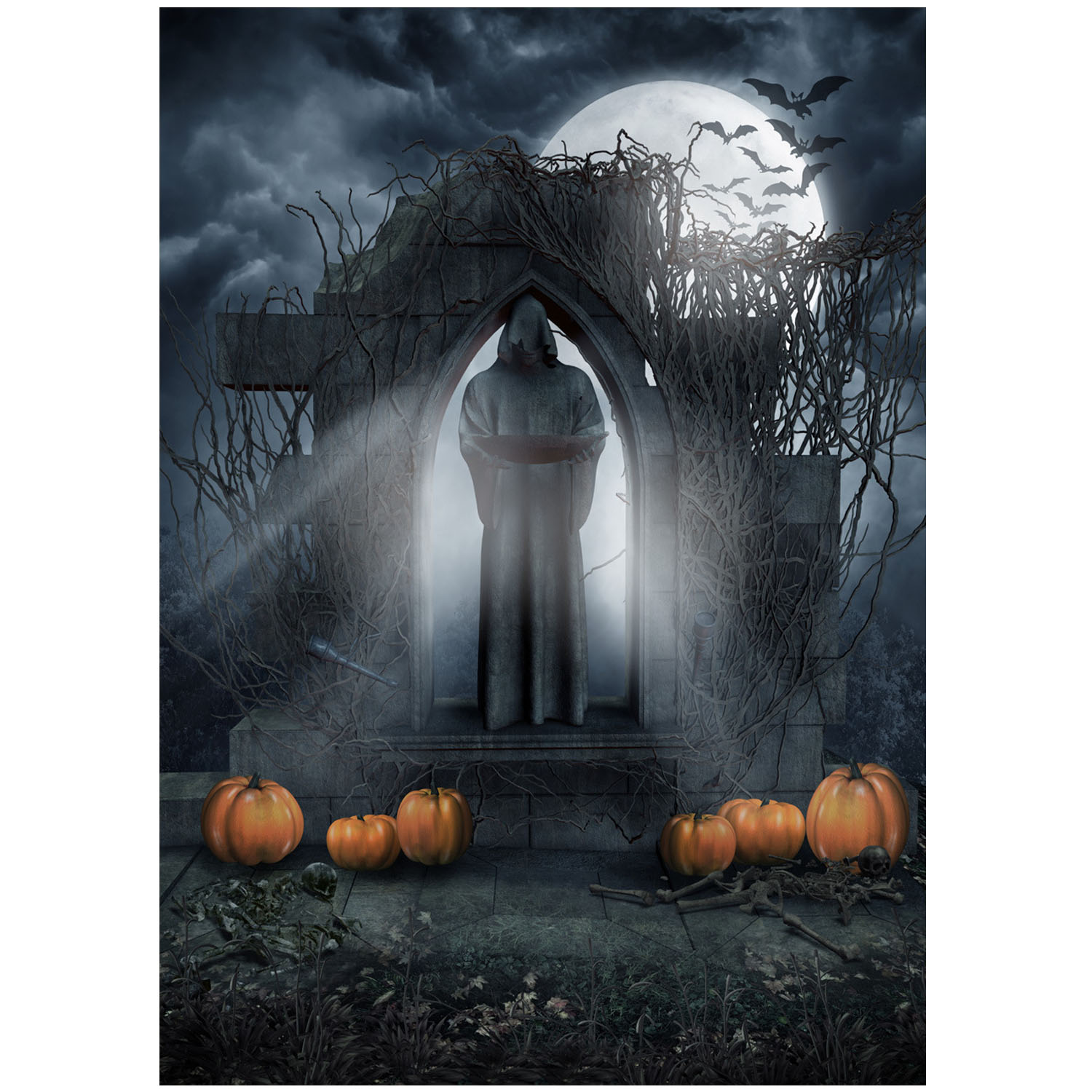 big lots halloween decorations online buy wholesale party background decorations from china party - Big Lots Halloween Decorations