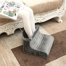Electric Foot Heat Massager With Washing