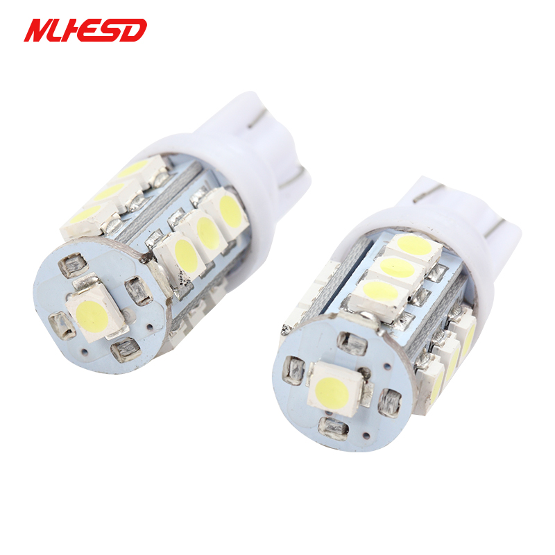 100pcs T10 1210 13smd 3825 161 168 184 192 Led Car