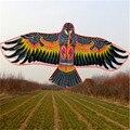 Nuevos Juguetes de la marca de Alta Calidad Enorme Águila Cometa Sin Cadena novela Águilas Grandes Volando Cometas de Juguete Para la Diversión Al Aire Libre y deportes