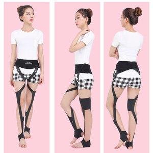 Image 5 - Podwójny tryb O/x type noga korekta łuk nogi legginsy Hip O noga ortezy korektor opieka zdrowotna dzień i noc użyj JZ003