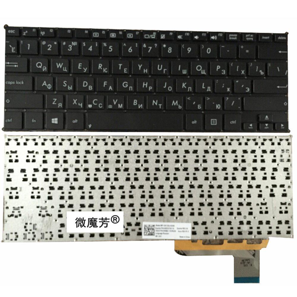 Russia NEW Keyboard FOR ASUS X200 X201 X201E x202e Q200 Q200E RU laptop keyboard