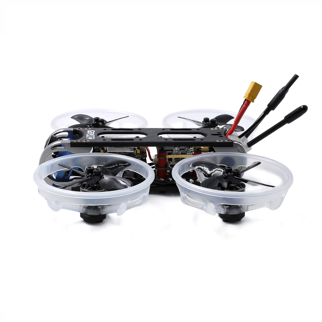 Image 2 - GEPRC CinePro 4K BNF/PNP FPV Racing Drone 4S Compatiable with F722/F405 Flight Controller 115mm 5.8g 48CH 500mW VTX-in Parts & Accessories from Toys & Hobbies