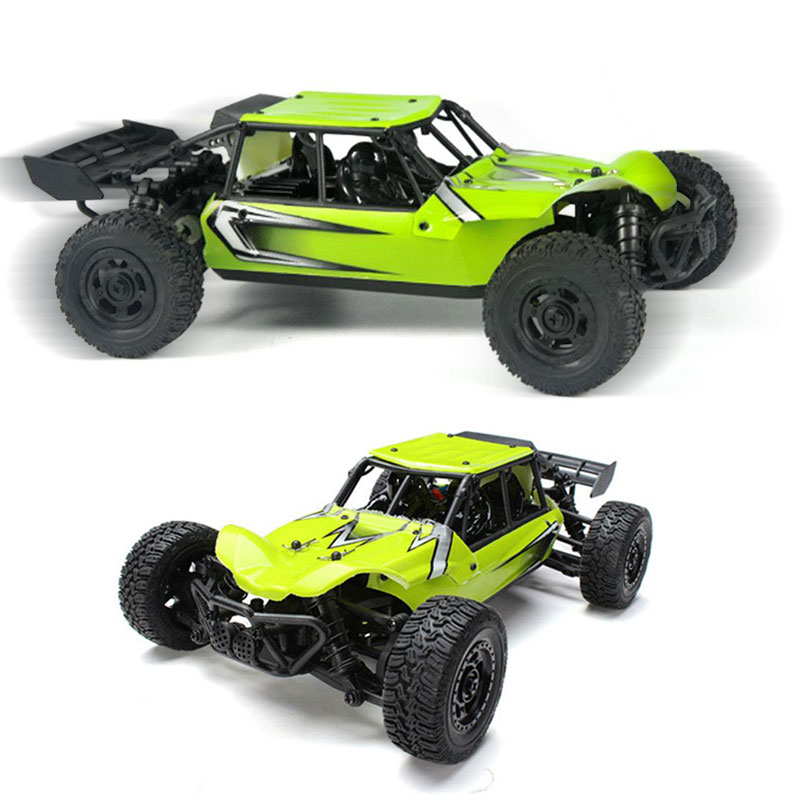 RC Car For Children 4WD 2.4Ghz 1:18 Scale High Speed Remote Control Car Electric Powered Off-road Vehicle Car