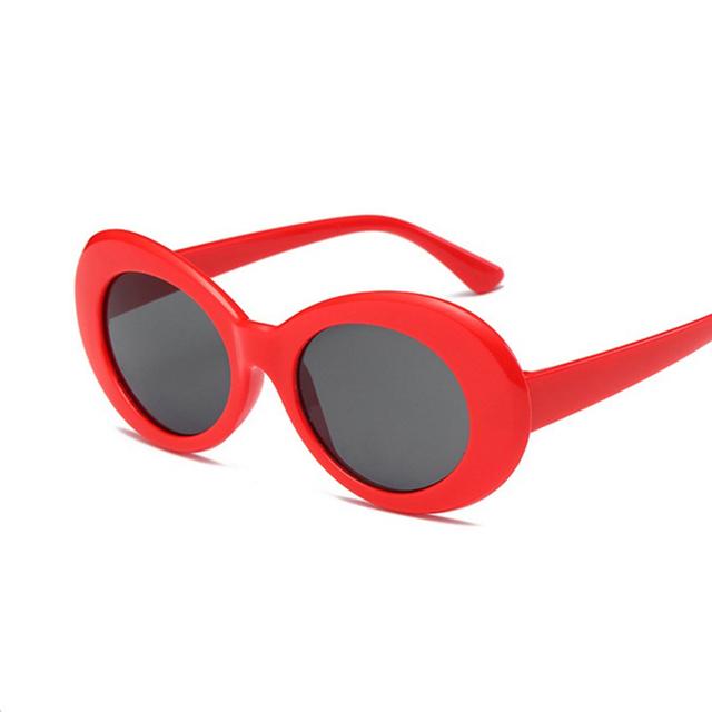 Korean Version Sunglasses Women Men Fashion  Sunglasses Women of The Retro Small Frame Sun Glasses Star with Sunglasses Style