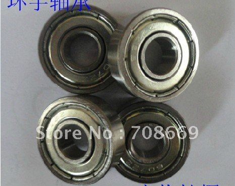 50pcs 625ZZ Miniature <font><b>Bearings</b></font> ball Mini <font><b>bearing</b></font> <font><b>5*16*5</b></font> image