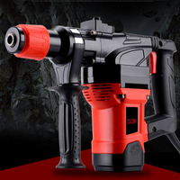 1800W 26mm Multi function Electric Hammer Impact Drill Electric Hammers Power Drills 220 240v/50hz Light Electric Pick