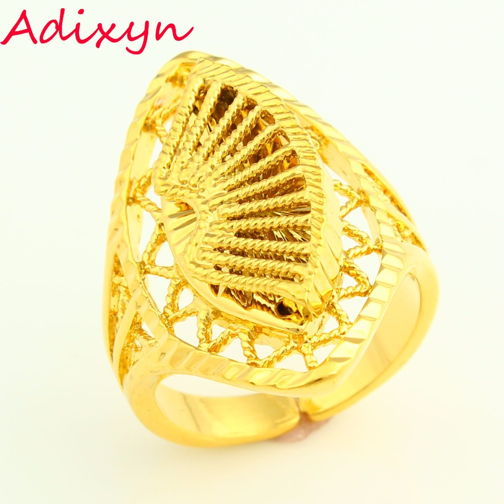 online get cheap gold rings for women india -aliexpress