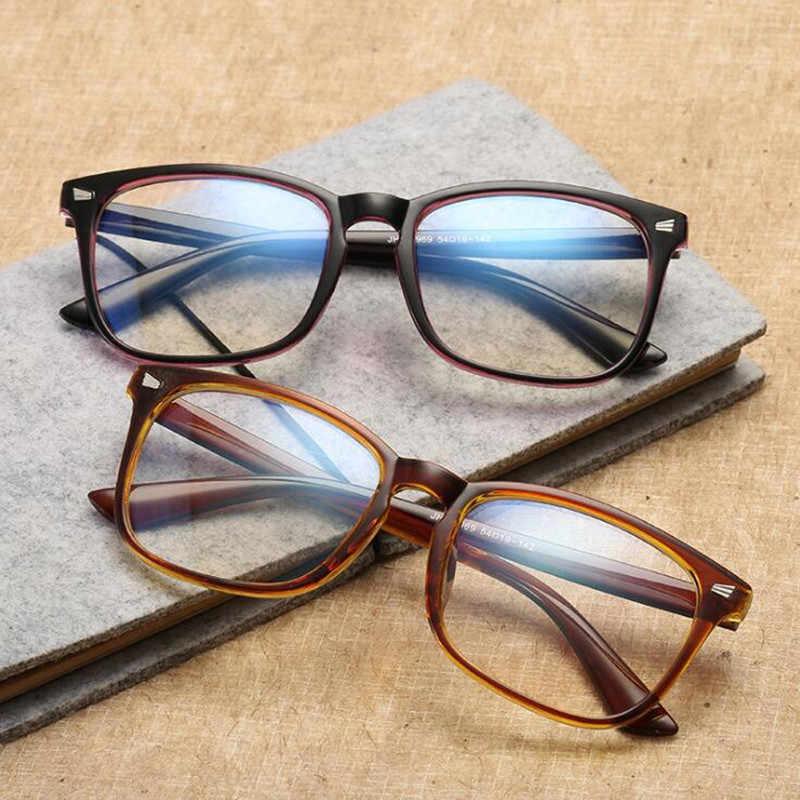 Очки унисекс обычные стекла мужчинам