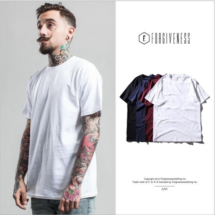 2019 nouveauté hommes casual t-shirt coton nouveau design hommes t-shirt hommes printemps et été design