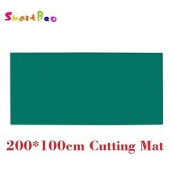 1 м * 2 м пустые коврики для резки супер большая режущая пластина Дизайн гравировка модель пластины, без линии, без количества; толщиной 0,3 см
