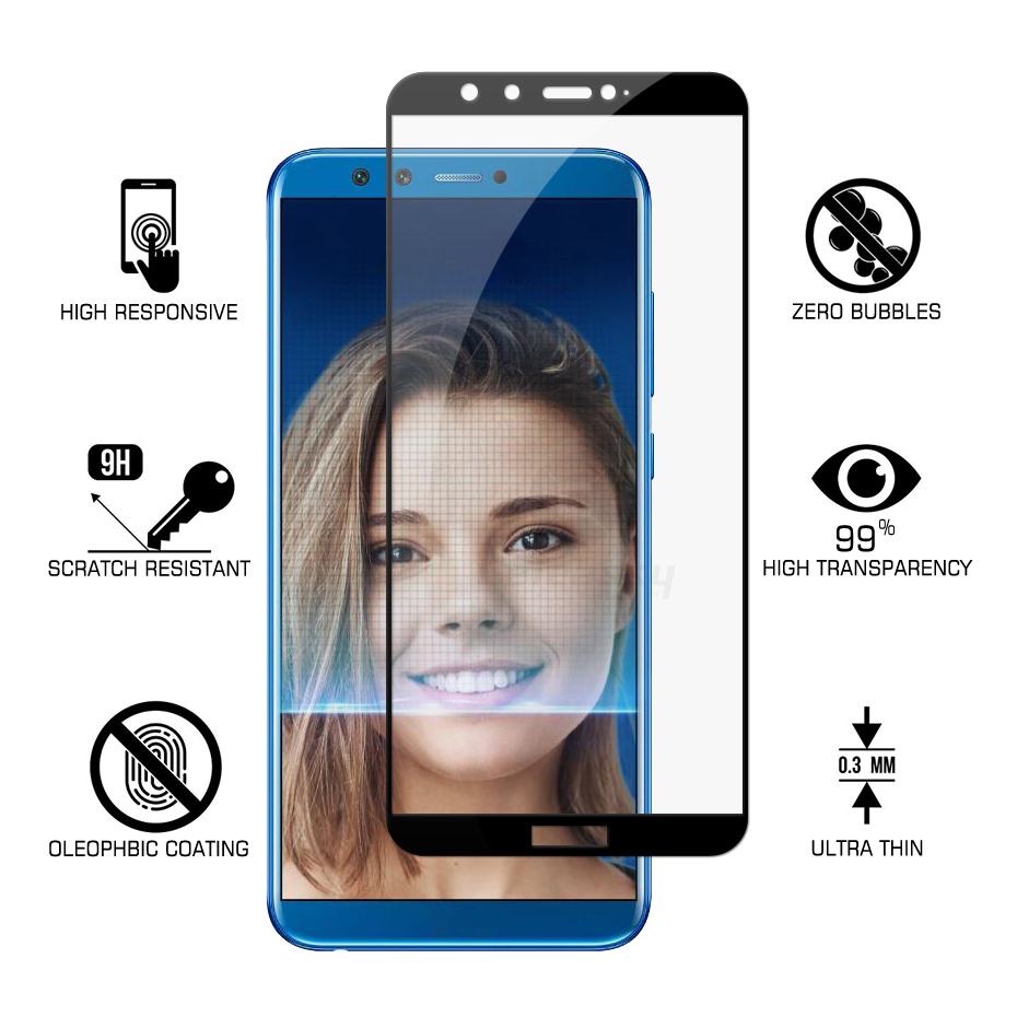 tempered glass for huawei honor 9 lite (2)