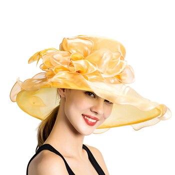 Sombreros para vestidos de fiesta