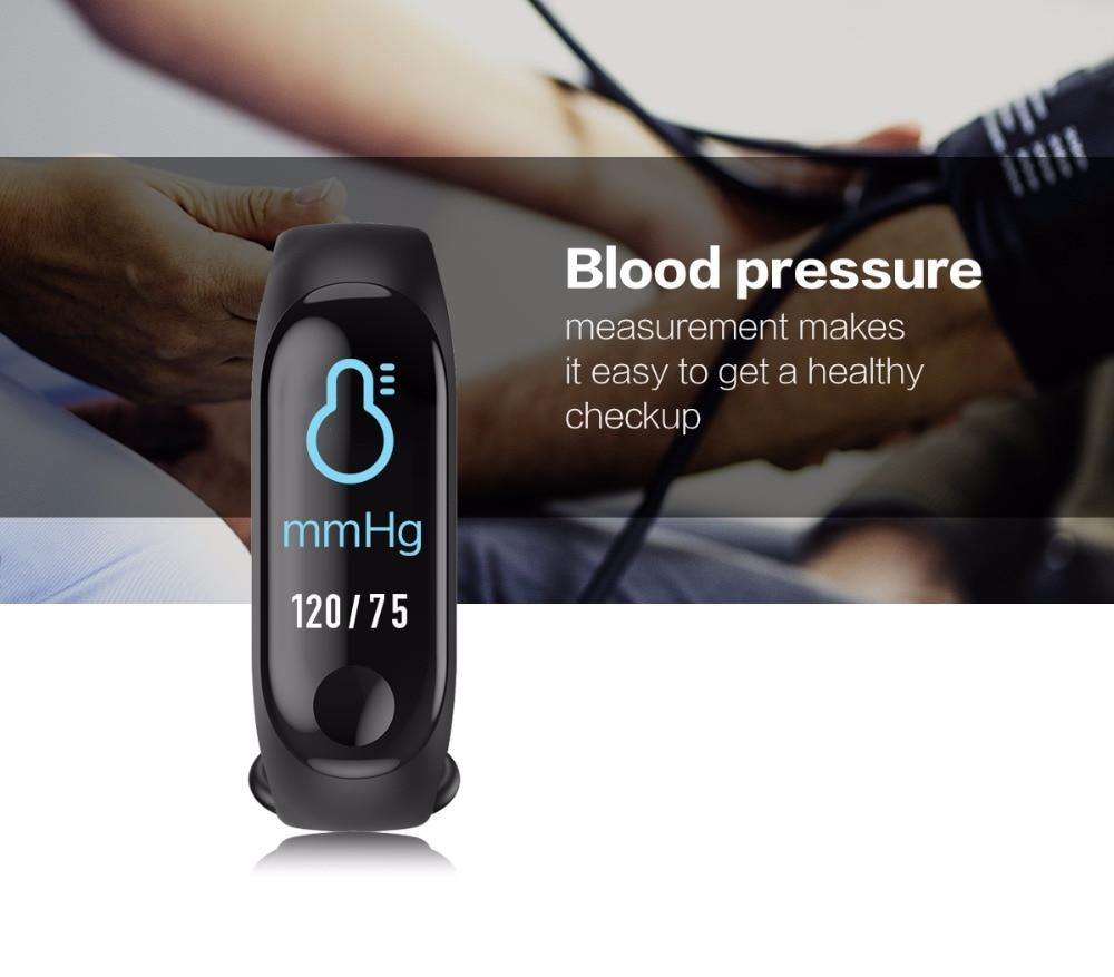 smart bracelet app ios | cornmi