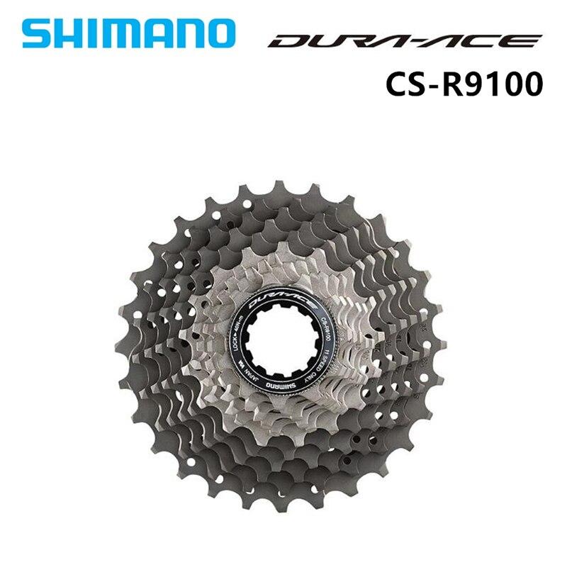 Shimano DURA ACE 9100 CS R9100 HG Cassette Sprocket 11 speed Road Bicycle Freewheel