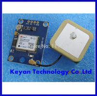 Free Shipping Ublox NEO 6M GPS Module With EEPROM For MWC AeroQuad With Antenna For