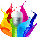 100% Original Xiaomi Mi Yeelight 2 LED Bulb Colorful Version Adjustable Color Temperature 16 Million RGB Wifi Remote Control