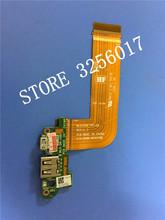 wholesale Original NEW for Dell for VENUE 11PRO 5130  T06G T11G USB power supply BOARD MLD-DB-USB 8M15C 100% Work Perfectly цена и фото