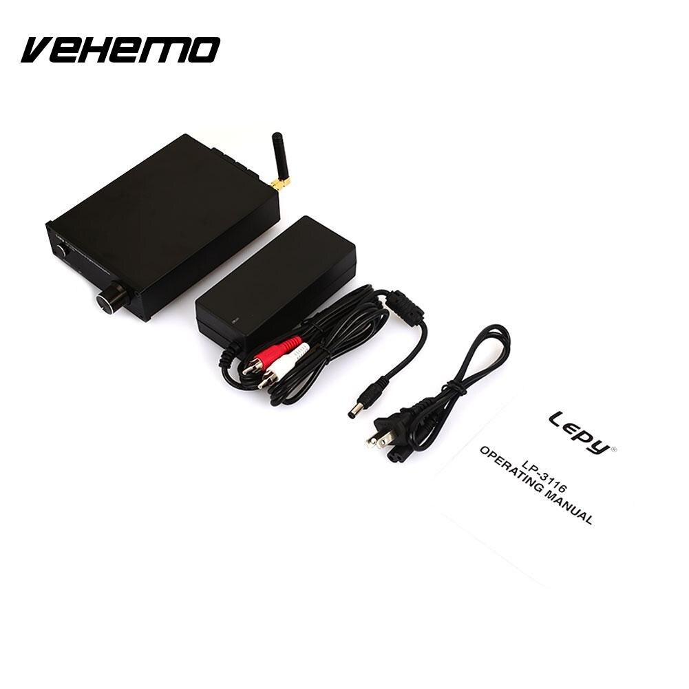 50W*2 Smart Bluetooth Audio Amplifier HI-FI Stereo Wireless Bluetooth Amplifier