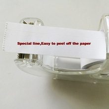 Fansion Tape 3 Meters  Double Sided Adhesive Lingerie Tape Body Clothing Clear Bra Strip Medical Waterproof Tape V-neck