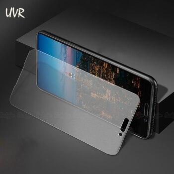 Перейти на Алиэкспресс и купить UVR для Smartisan U3/U3 Pro 2.5D полное покрытие против следов от пальцев матовая защитная пленка из закаленного стекла для Smartisan Nut 3