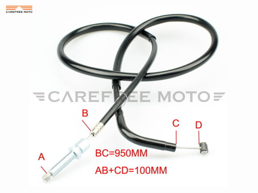 1 pcs motorcycle motorbike clutch cable moto clutch control line case for suzuki gsx600f gsx