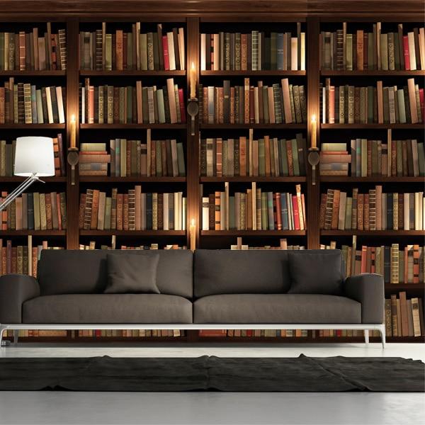 custom wall mural Study office living room bedroom wallpaper 3D ...