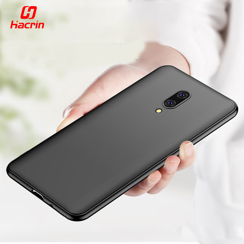 Case for Lenovo Z5 Pro Case Anti-Fingerprint Shockproof TPU Bumper Back Cover Slim Frosted Matte Cover for Lenovo Z5 Pro Case