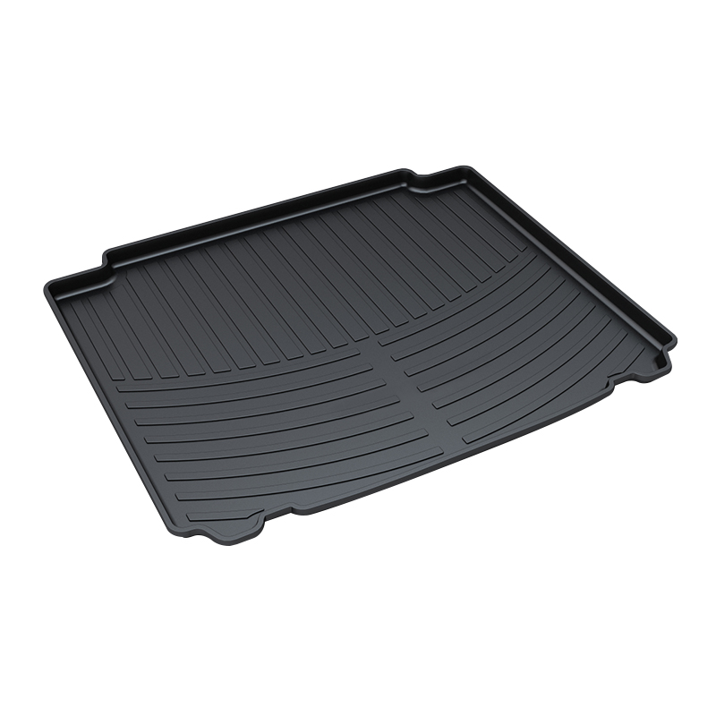 3D Trunk Mat for Peugeot 407 Waterproof Car Protector Carpet Auto Floor Mats Keep Clean Interior Accessories accessories for dodge journey fiat freemont 7seats jc 2010 2017 2015 2016 inner floor mats foot pad car leather carpet kits