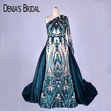 DENIA'S BRIDAL Evening Dresses with Floor Length