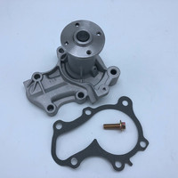 Water pump for BYD F3 G3 F3R ,auto Replacement accessor Cooling System 471Q 1307950