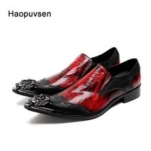 Новинка 2017, туфли ручной работы с острым носком и металлическим носком, кружевные шипы, обувь без шнуровки, вечерняя Обувь для свадьбы, размер 37 46 US12Туфли    АлиЭкспресс