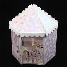 Carousel Box Metal Cutting Dies