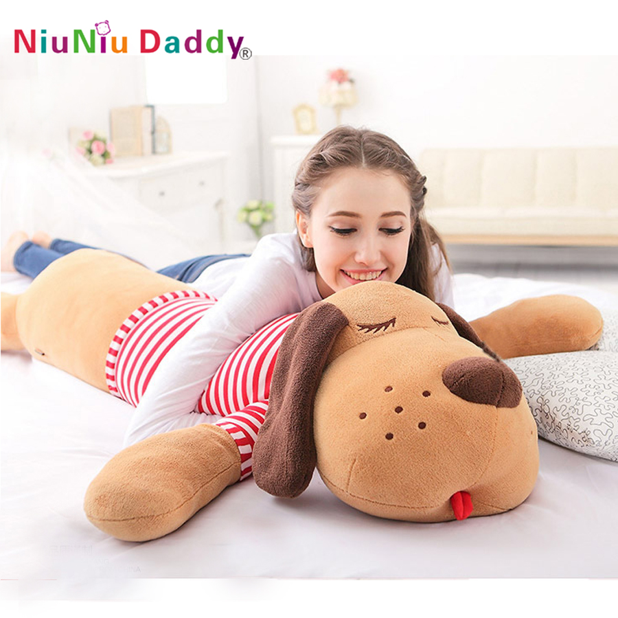 2016 Niuniu Daddy Plush Toy Big Dog Gigante de peluche perro de - Peluches y felpa - foto 2