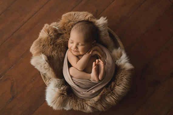 100% натуральный кроличий мех, новорожденный мех реквизит, новорожденный фото реквизит искусственное меховое одеяло, новорожденный реквизит корзина наполнитель, новорожденный мех Ткань
