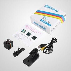 Image 5 - SQ11 HD mini Camera small cam 1080P Sensor Night Vision Camcorder Micro video Camera DVR DV Motion Recorder Camcorder SQ 11 SQ9