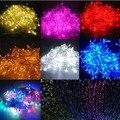 Luminarias10M 100 SMDs LED Christmas lights Wedding Party Garden decoracao Fairy Light EU/UK/US/AU plug
